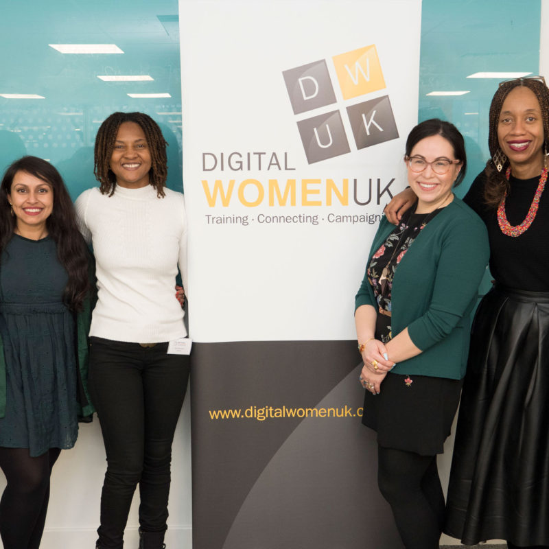 Find out about our Digital Women UK initiative