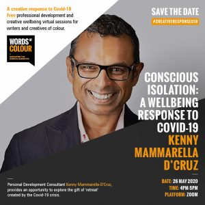 conscious isolation with kenny mammarella d'cruz