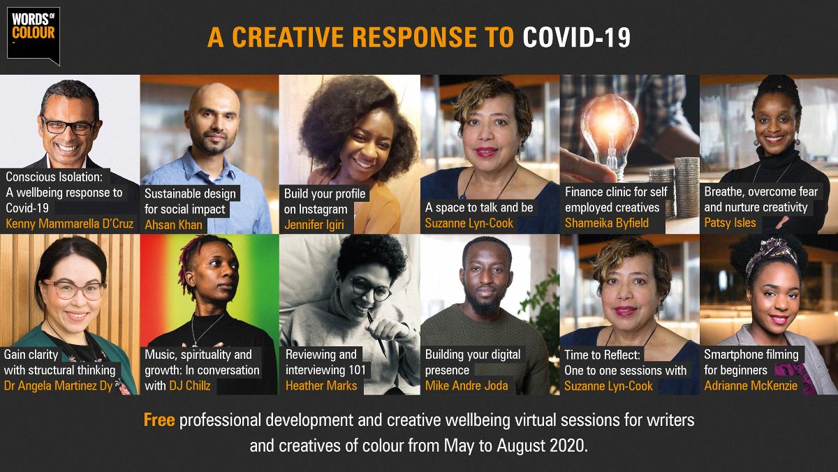 A Creative Response to Covid-19