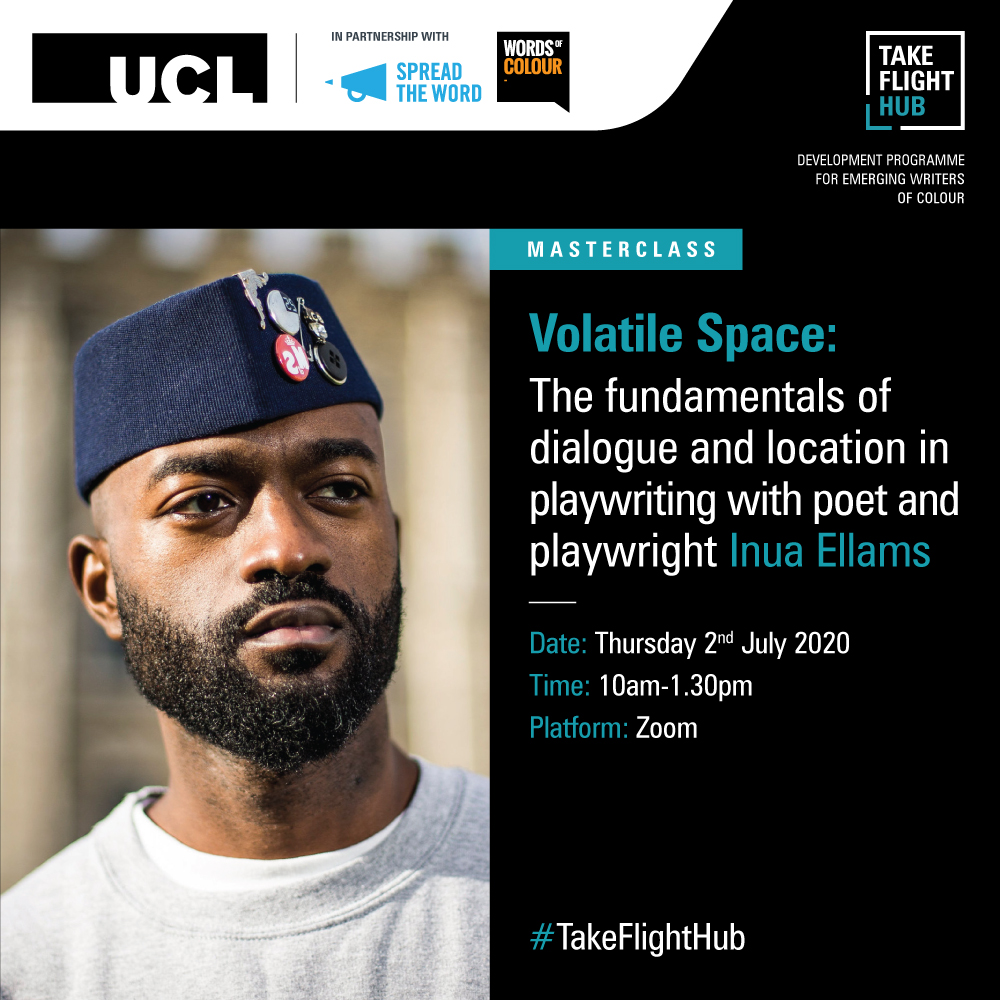 Volatile Space: The fundamentals of dialogue and location in playwriting
