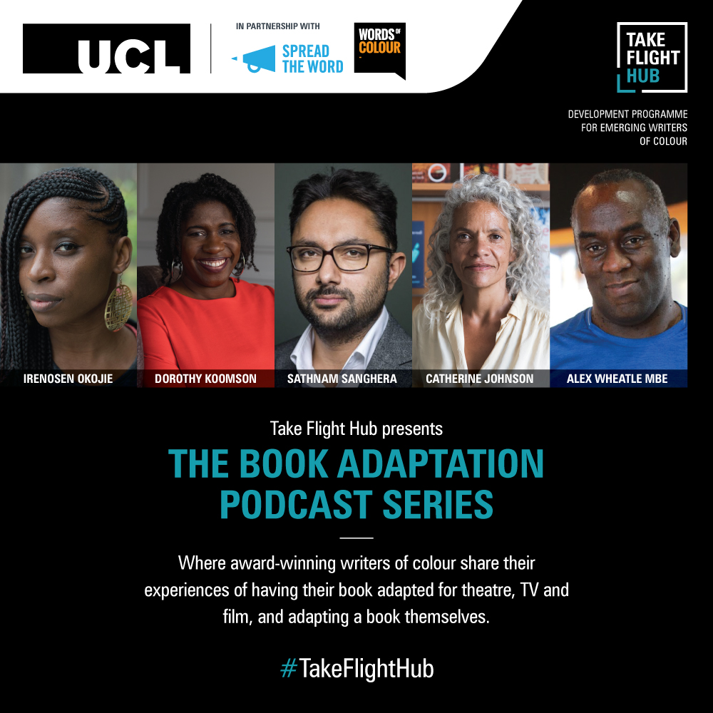 Book Adaptation Podcast Series